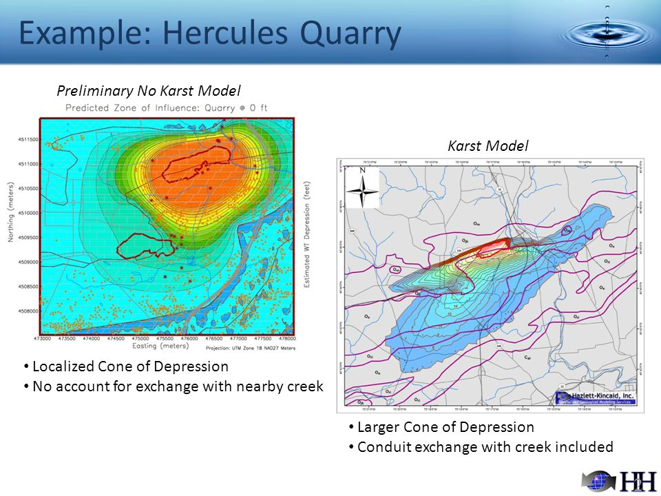 Example: Hercules Quarry