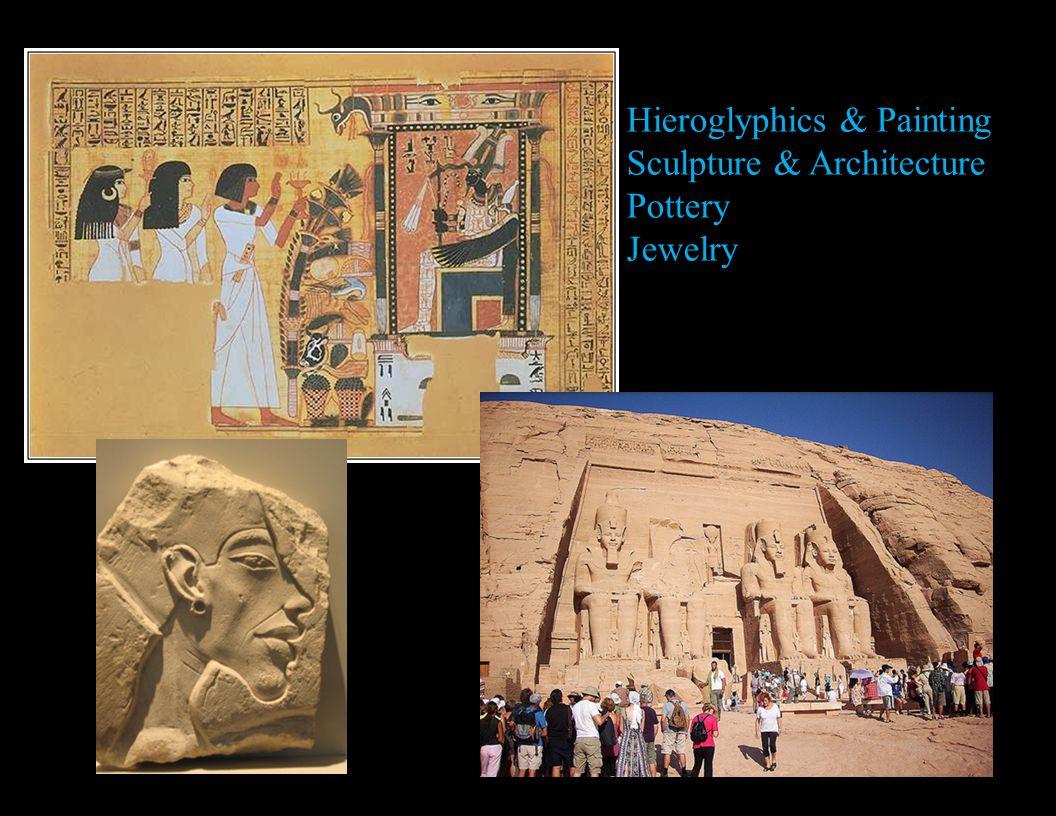 Hieroglyphics & Painting