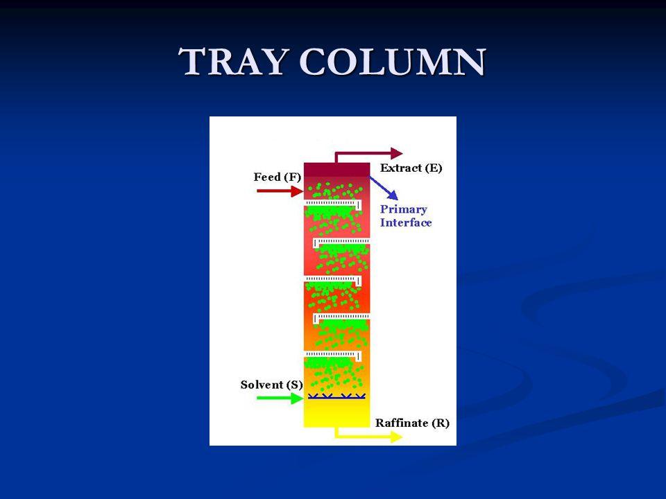 TRAY COLUMN