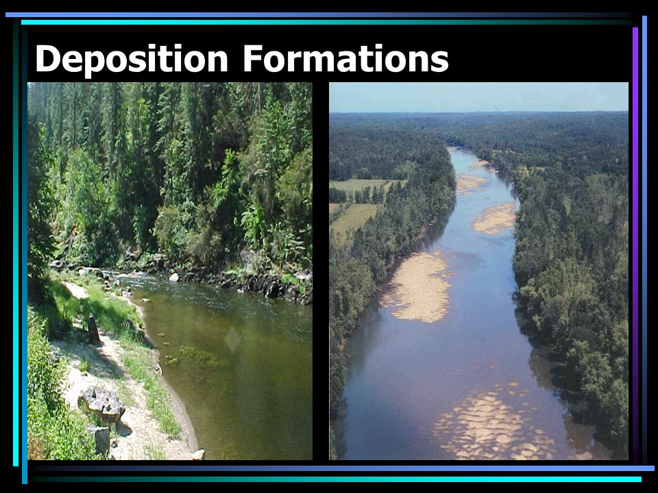 Deposition Formations