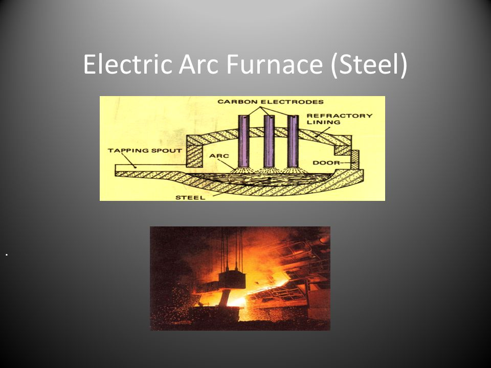 Electric Arc Furnace (Steel)