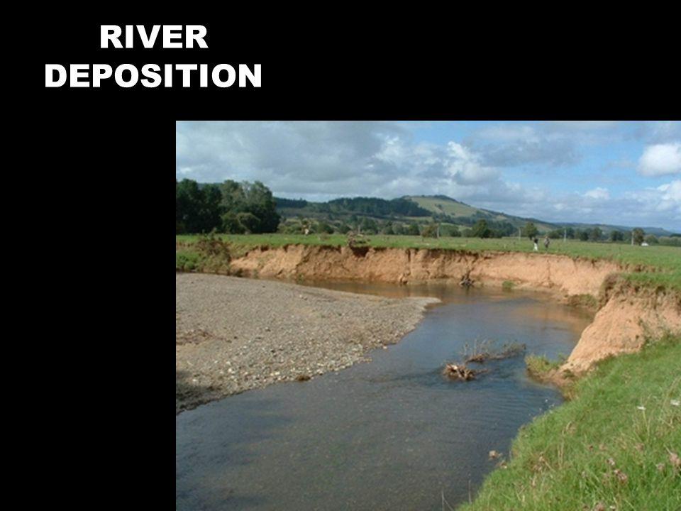 RIVER DEPOSITION