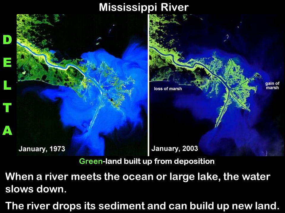 D E L T A Mississippi River