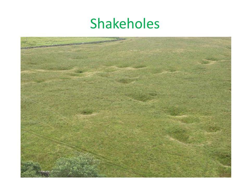 Shakeholes
