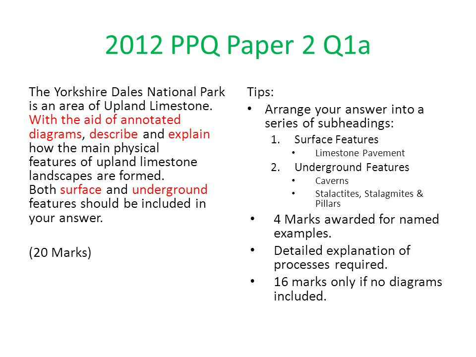 2012 PPQ Paper 2 Q1a