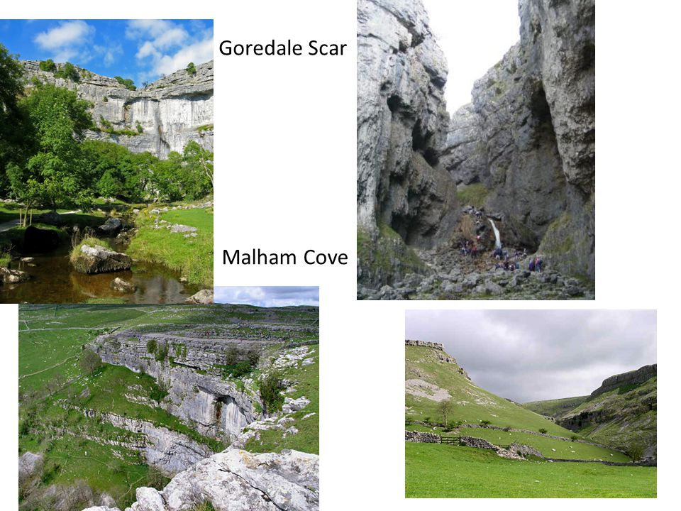 Goredale Scar Malham Cove