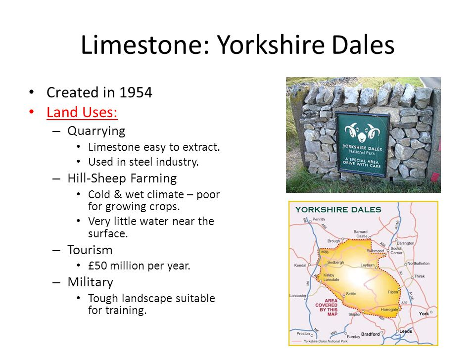 Limestone: Yorkshire Dales