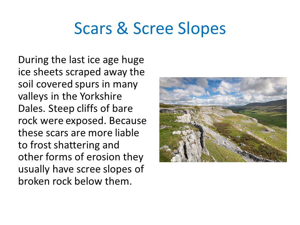 Scars & Scree Slopes