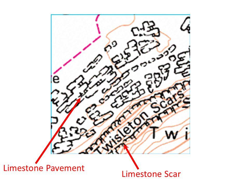 Limestone Pavement Limestone Scar