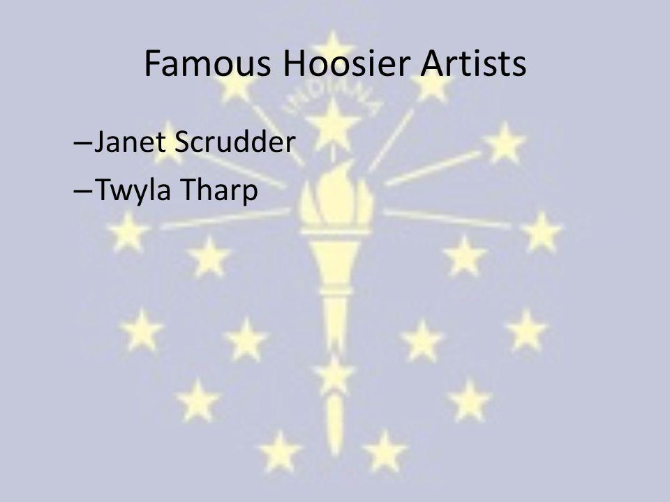 Famous Hoosier Artists