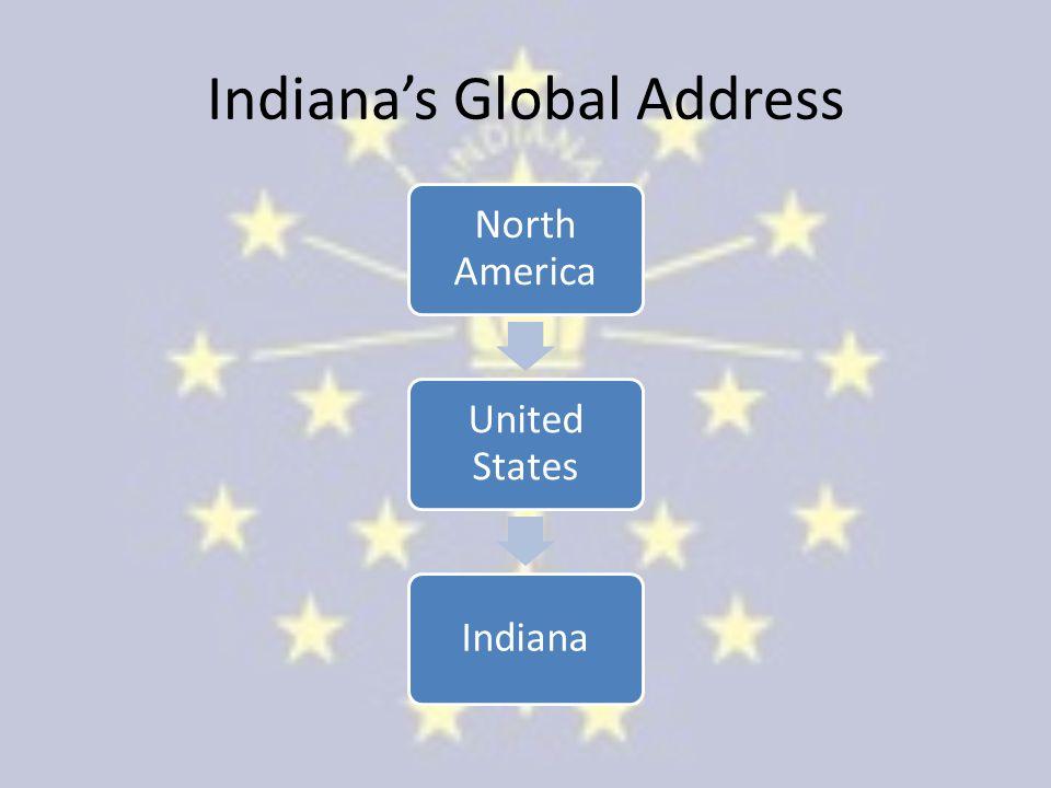 Indiana's Global Address