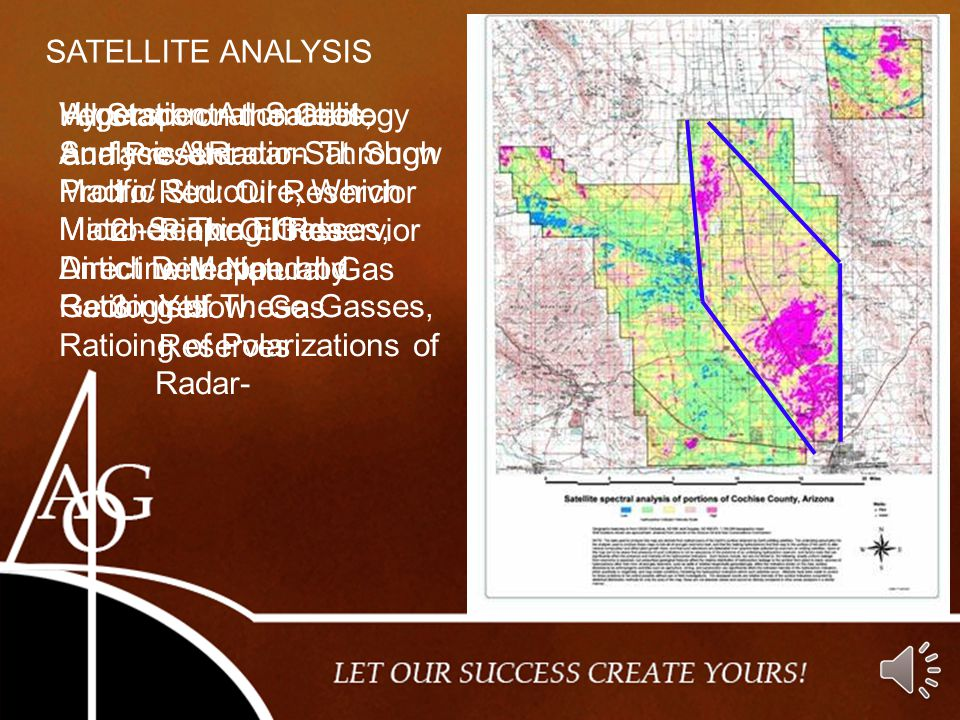 SATELLITE ANALYSIS Vegetation Anomalies, Surface Alteration Through Macro/