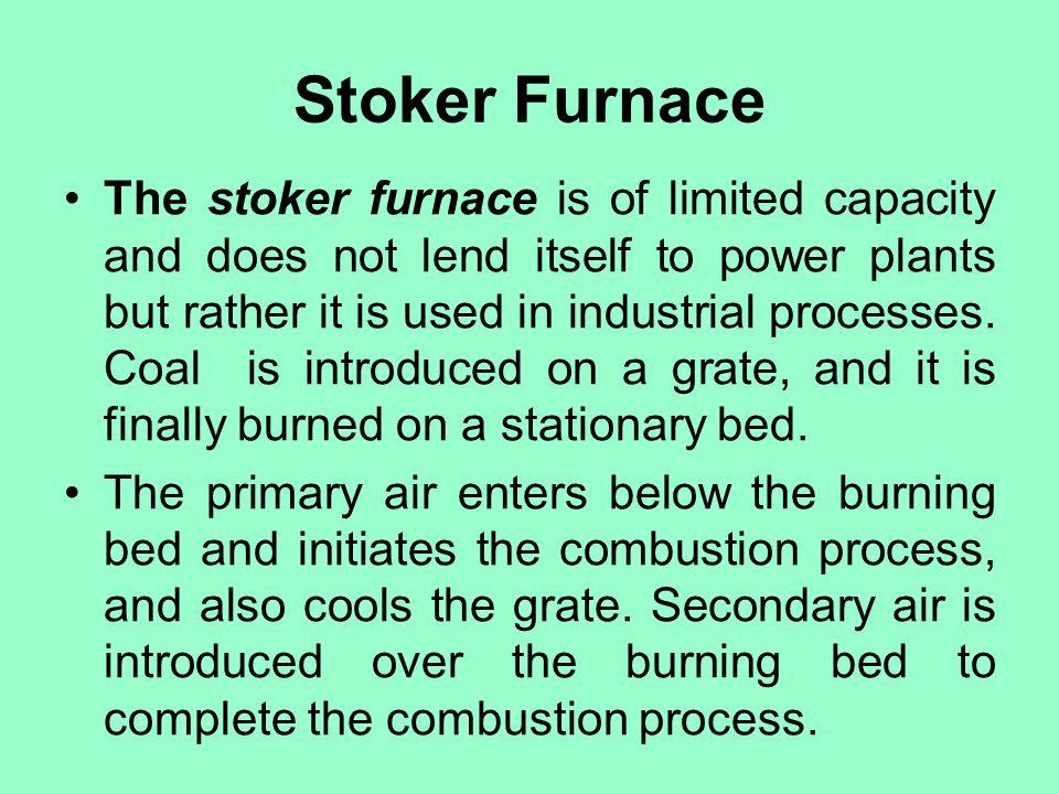 Stoker Furnace
