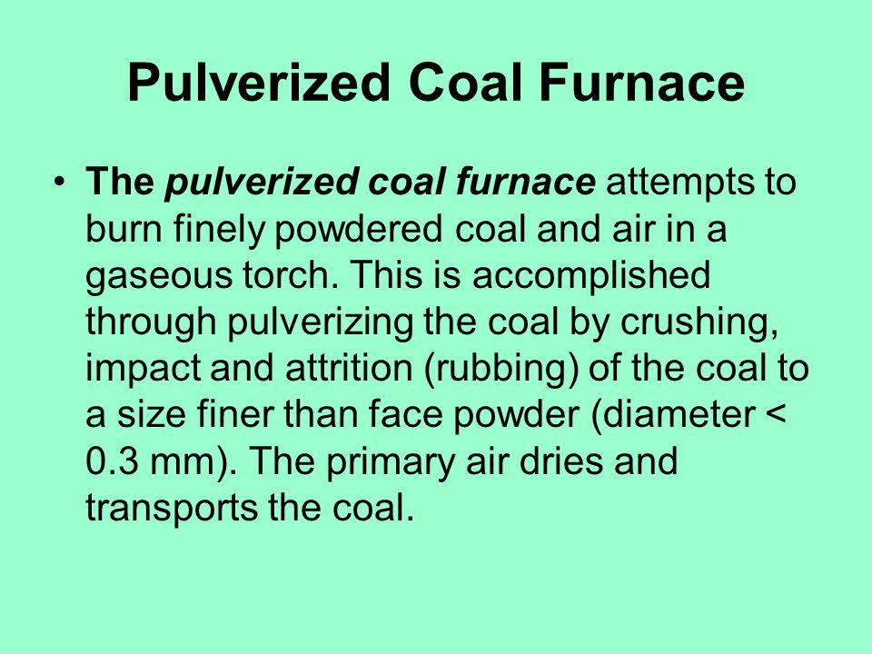 Pulverized Coal Furnace