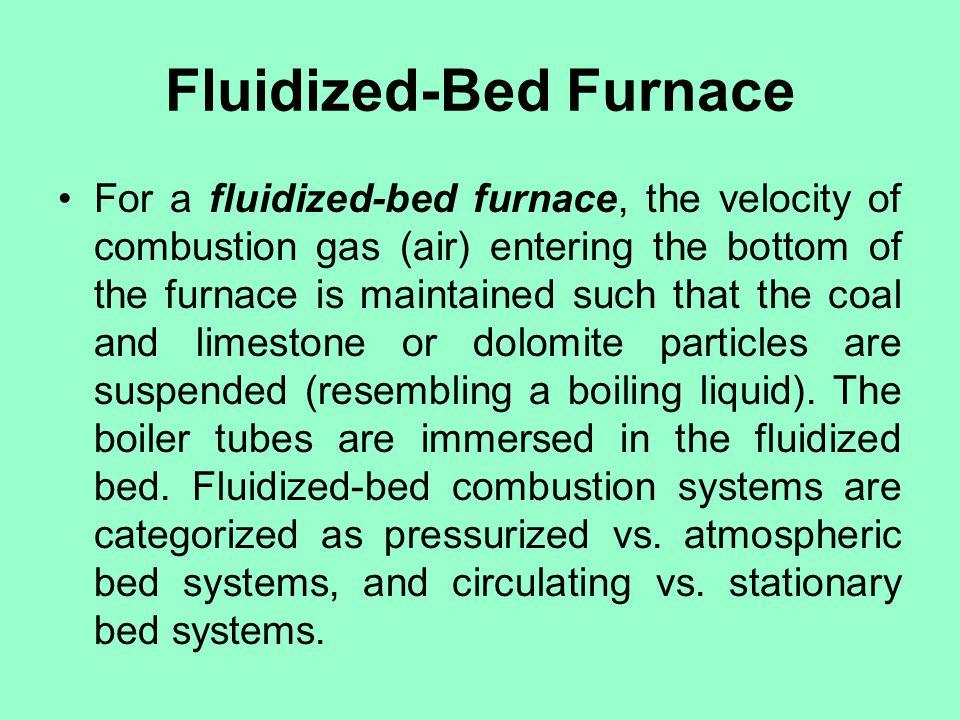 Fluidized-Bed Furnace