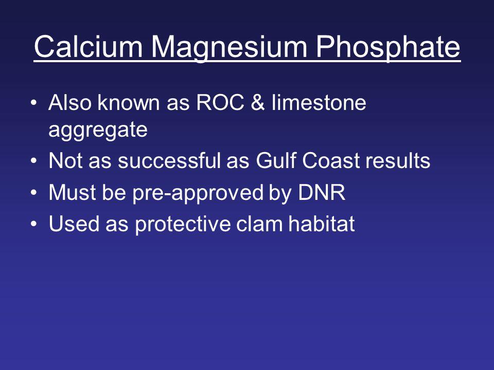 Calcium Magnesium Phosphate