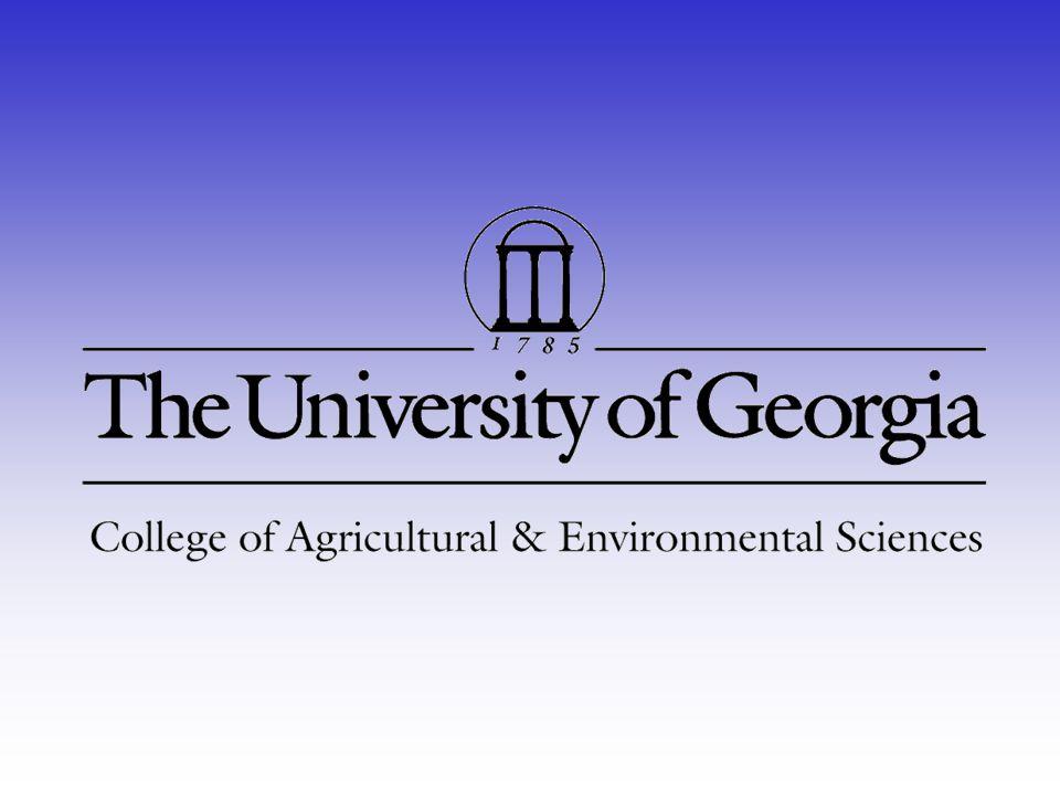 1. UGA Logo