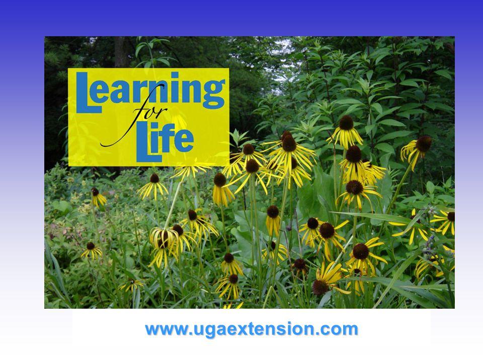 3. UGA Cooperative Extension Web address