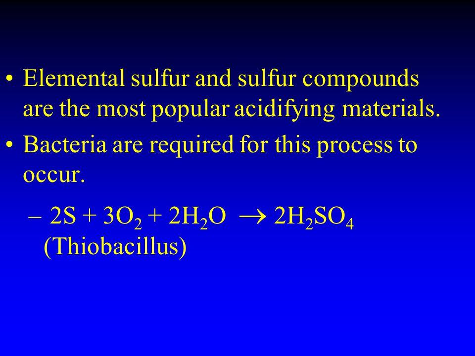Bacteria are required for this process to occur.