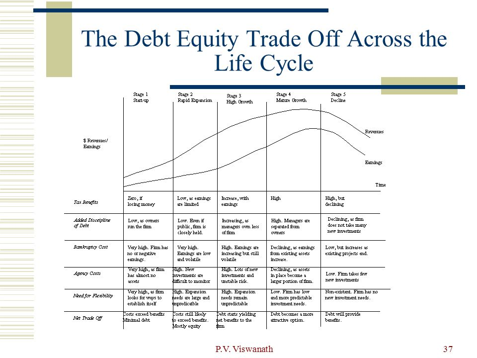 the right mix debt vs equity essay The following article on debt financing vs equity financing will help you ascertain which is better of the two options to fund your projects.