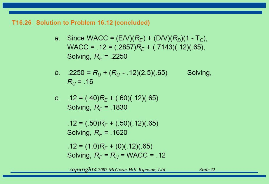 T16.26 Solution to Problem 16.12 (concluded)