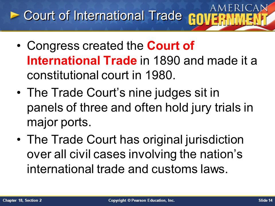 Court of International Trade
