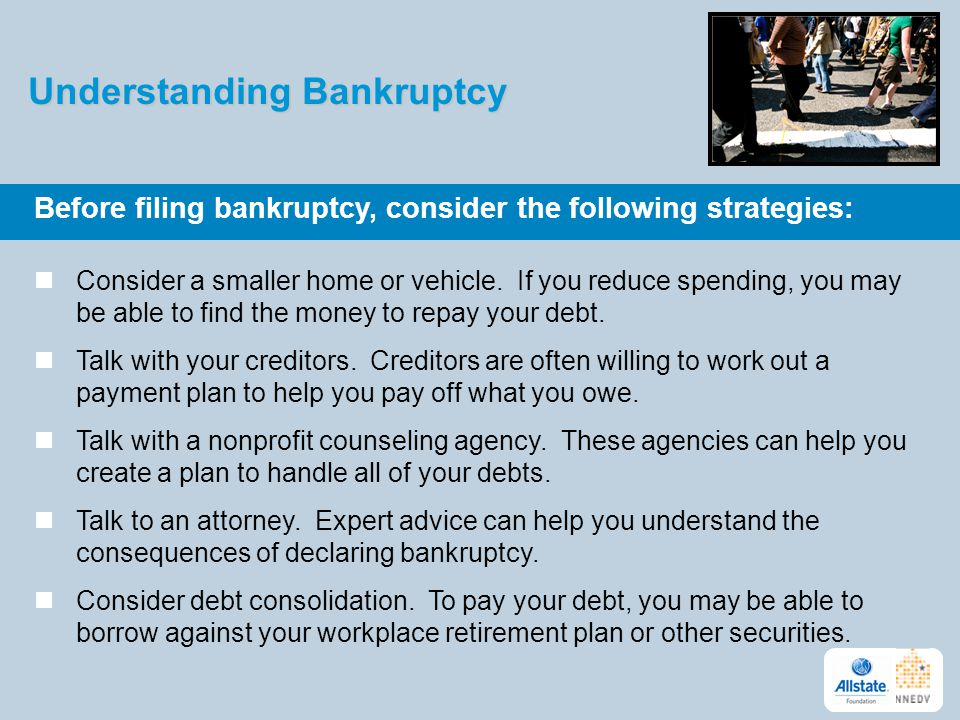 Understanding Bankruptcy