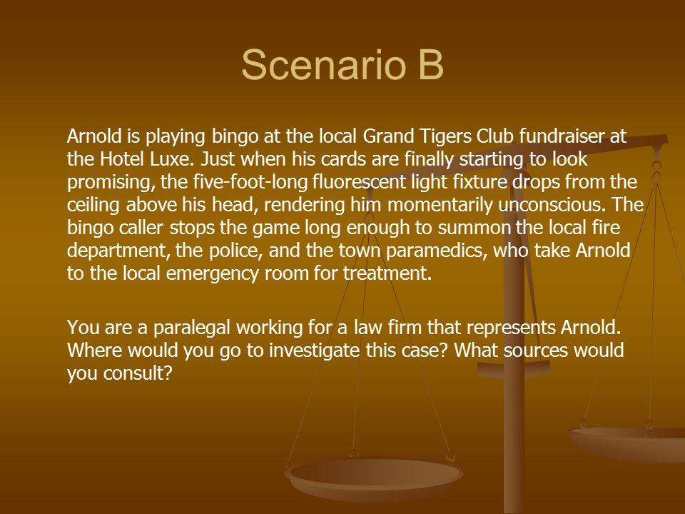 Scenario B