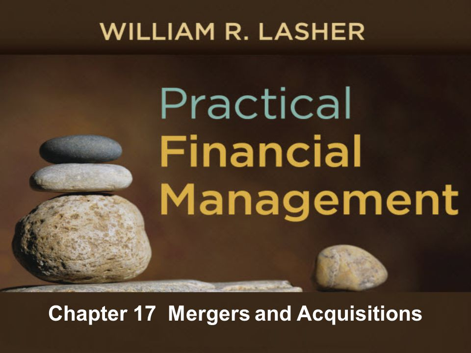 Chapter 17 Mergers and Acquisitions