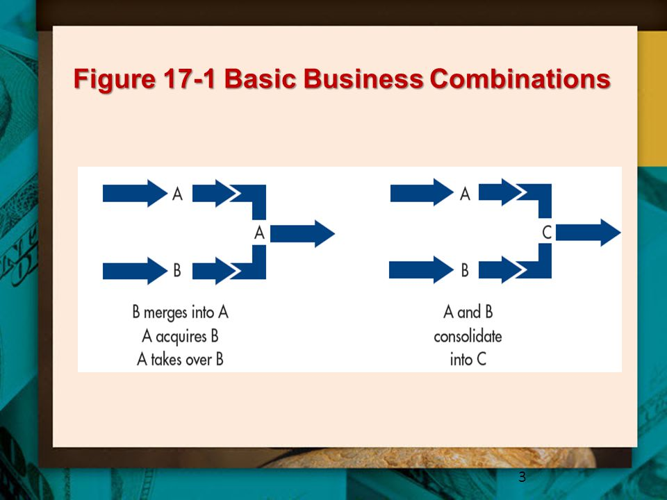Figure 17-1 Basic Business Combinations