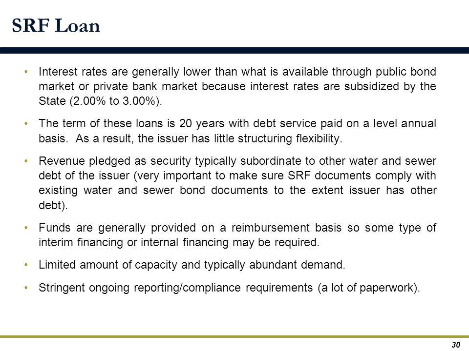 SRF Loan