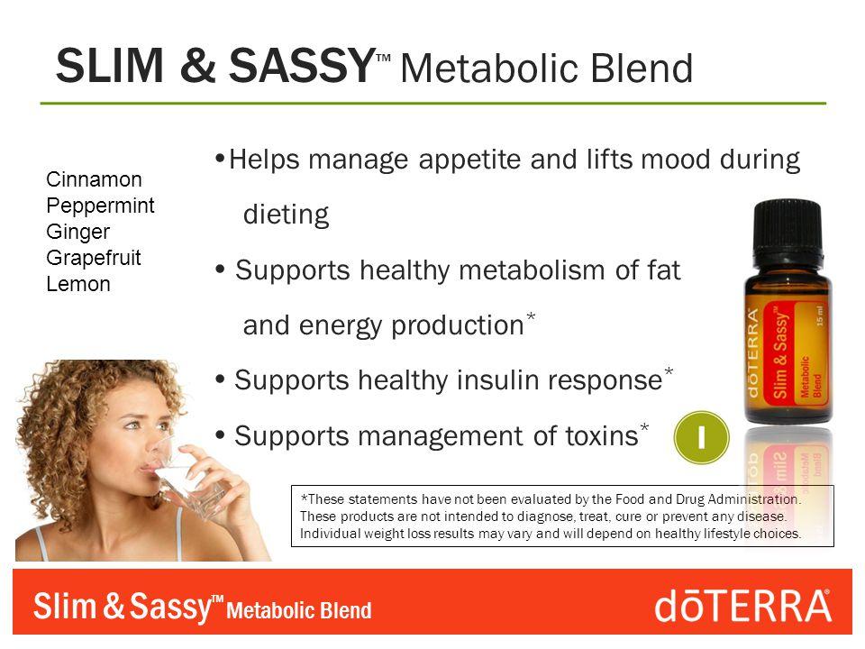 SLIM & SASSY™ Metabolic Blend
