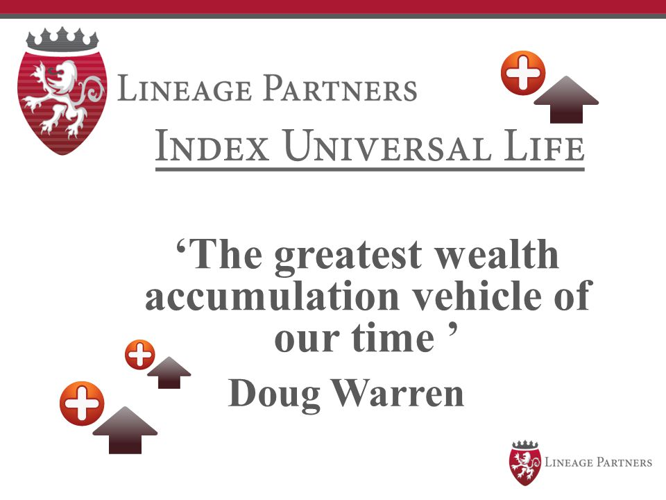 'The greatest wealth accumulation vehicle of our time '