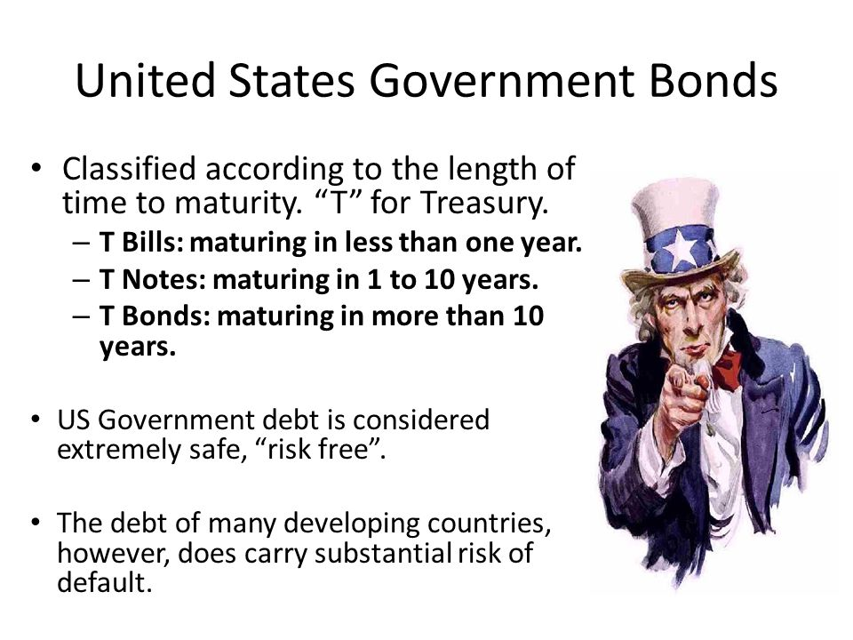 United States Government Bonds