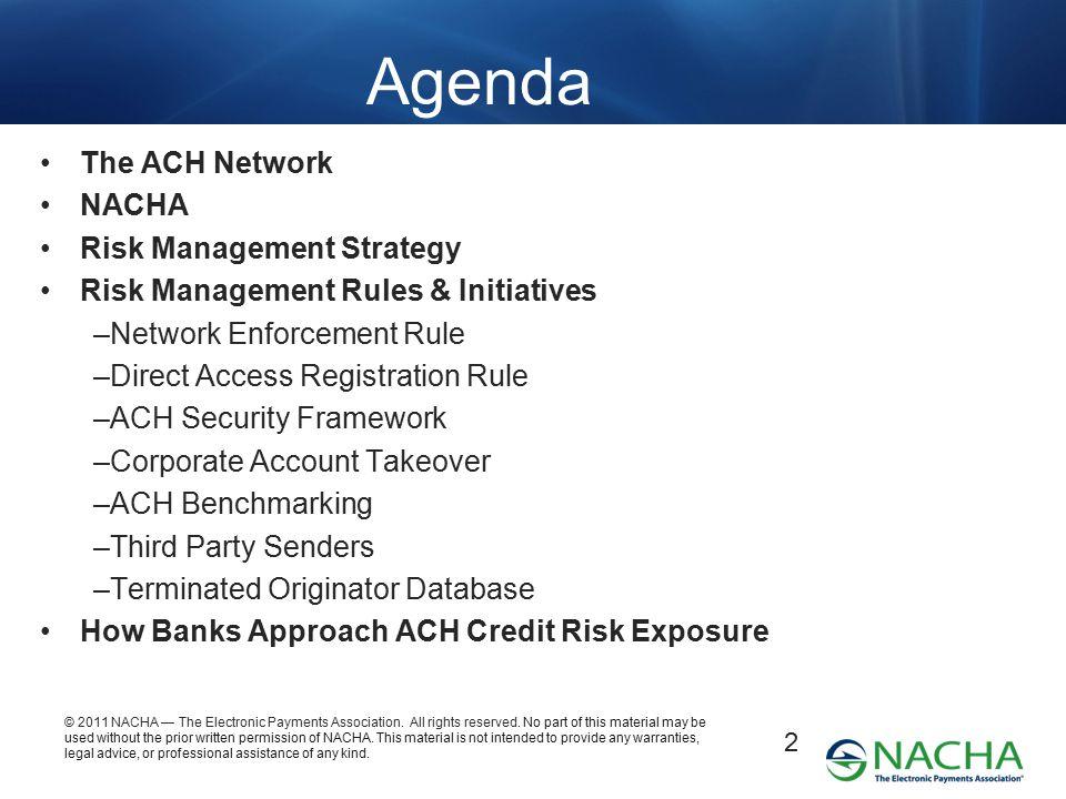 nacha u2019s risk management strategy update
