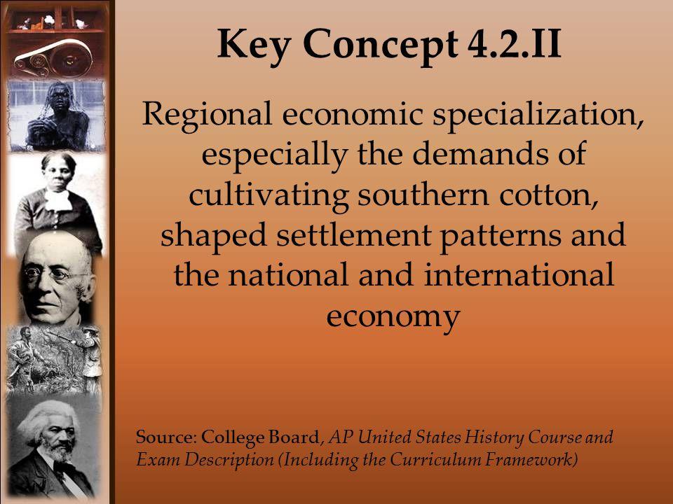 Key Concept 4.2.II