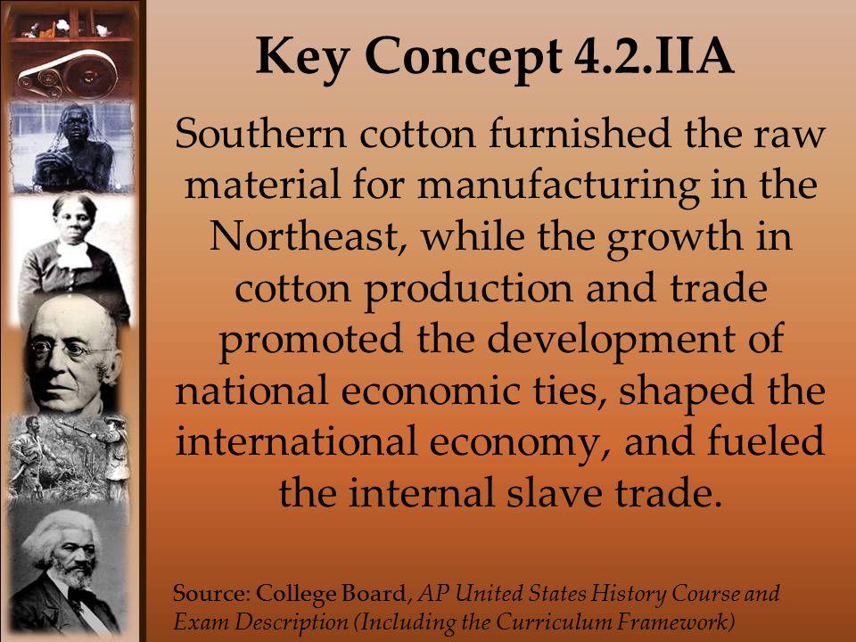 Key Concept 4.2.IIA