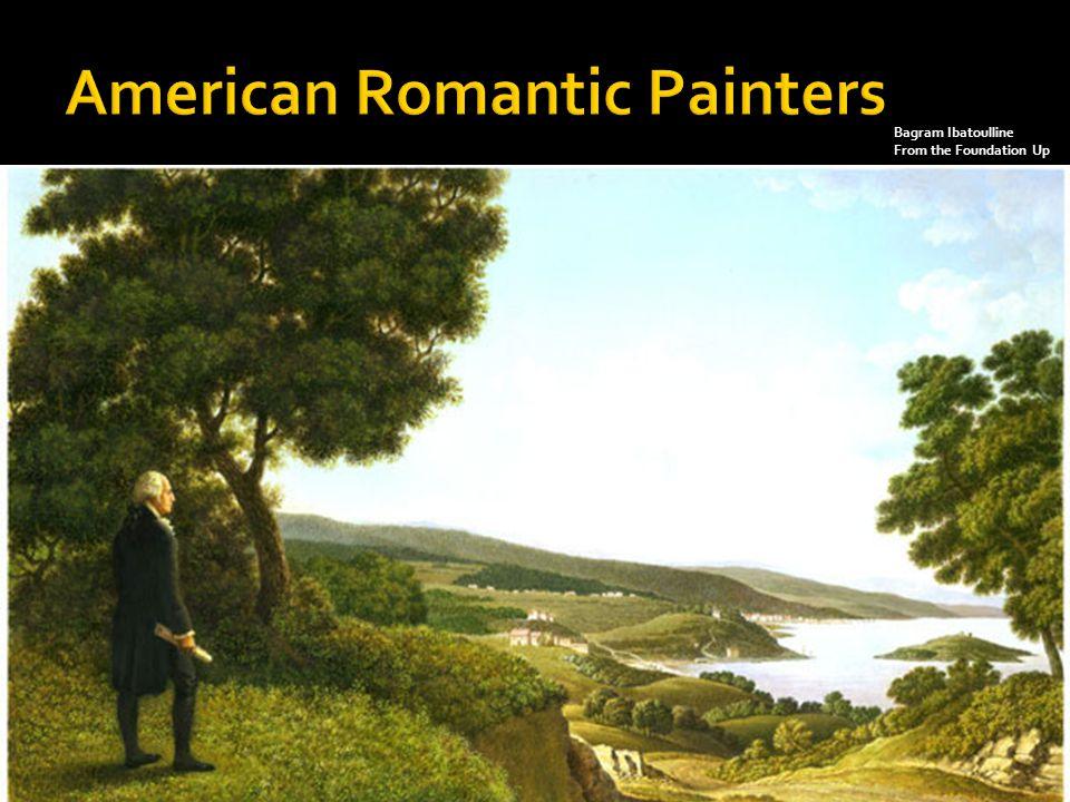 American Romantic Painters