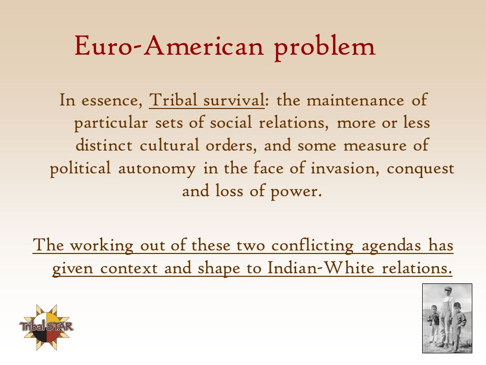 Euro-American problem