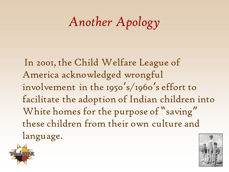 Another Apology