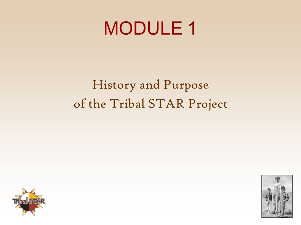 of the Tribal STAR Project