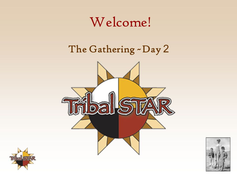 Welcome! The Gathering ~Day 2