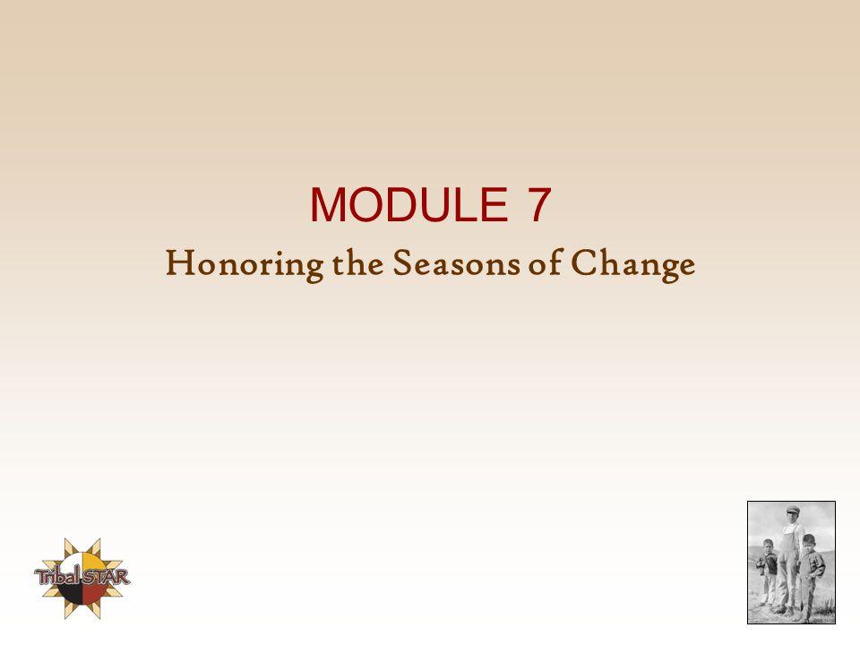 Honoring the Seasons of Change
