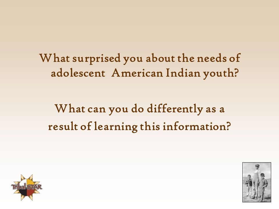 What can you do differently as a result of learning this information