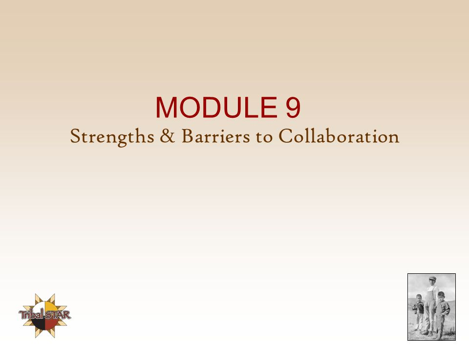 Strengths & Barriers to Collaboration