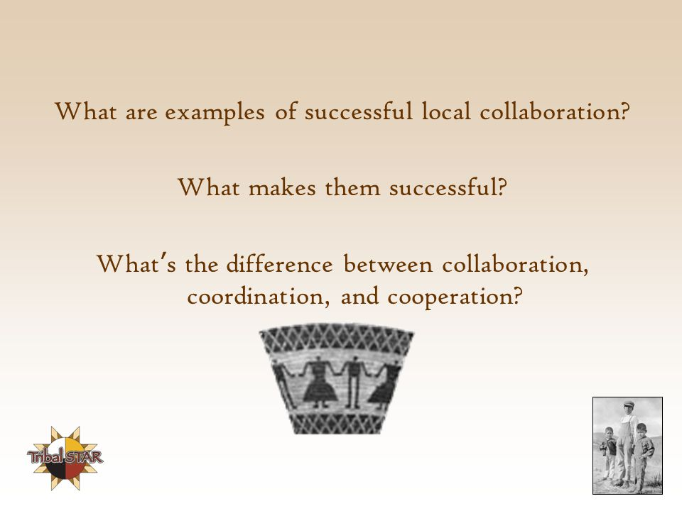 What are examples of successful local collaboration