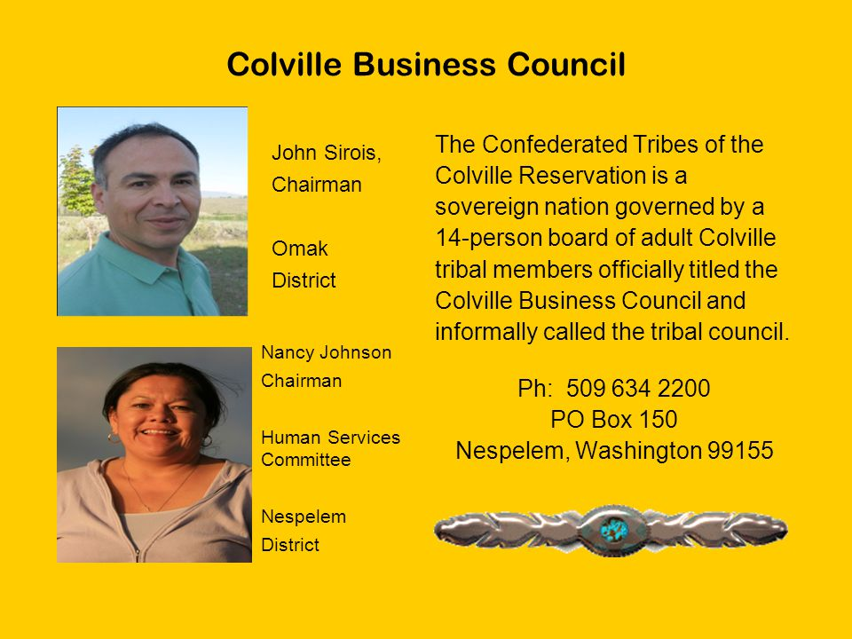 Colville Business Council