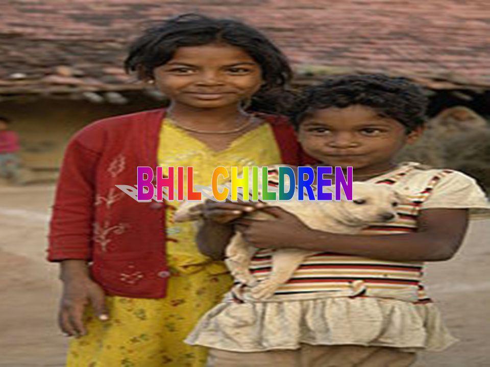 BHIL CHILDREN