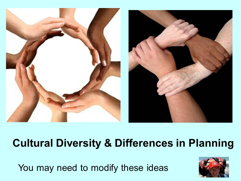 Cultural Diversity & Differences in Planning