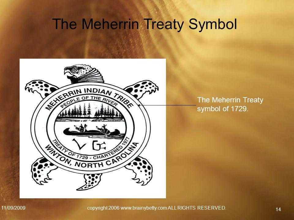 The Meherrin Treaty Symbol